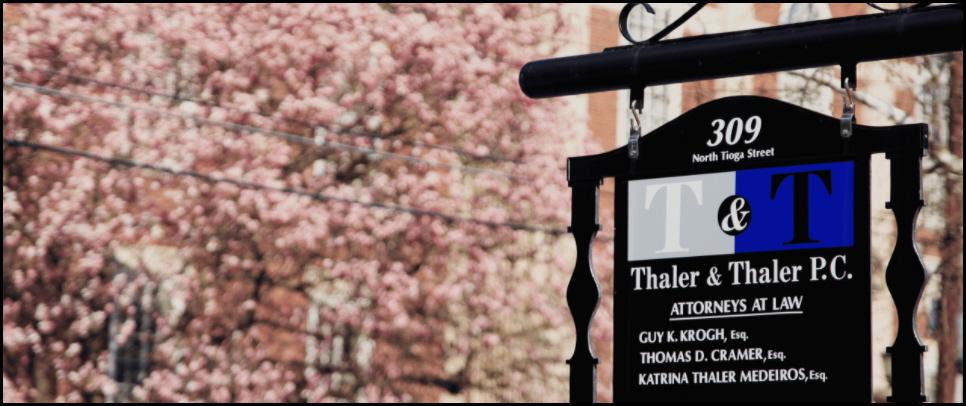 Thaler & Thaler P.C.